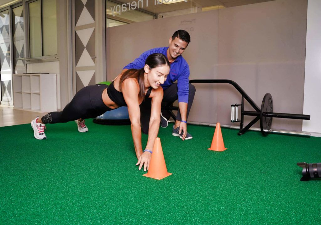 sports physical therapy Miami FL