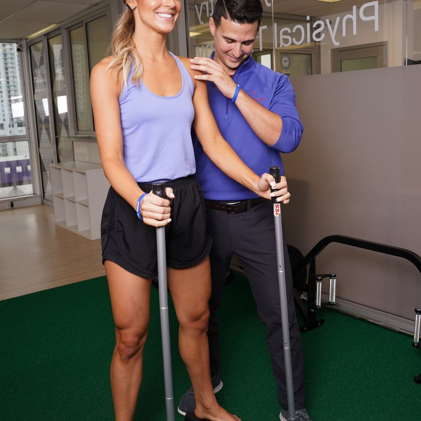physical therapy for leg pain Miami FL